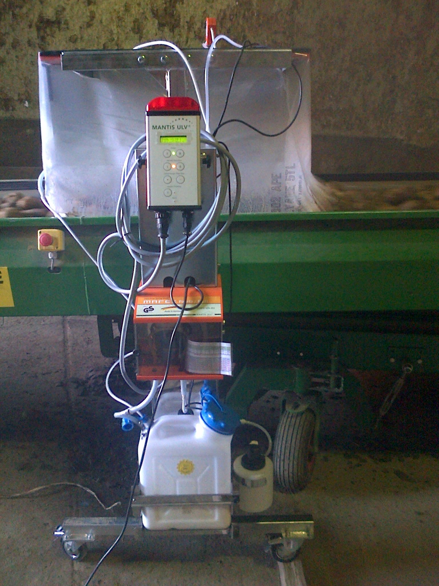 Mafex pomme de terre pulv risation liquide cipc fongicide - Traitement pomme de terre ...